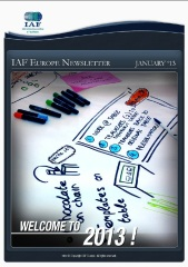 IAF Europe January 2013 newsletter