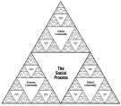 Social Process Triangle