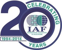 IAF 20 year logo 500