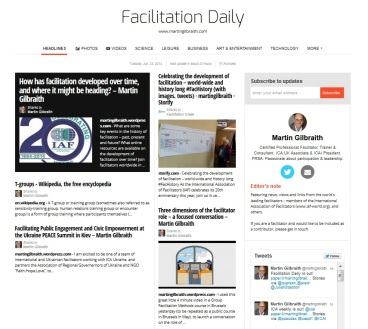 Facilitation Daily